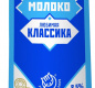 Молоко цельное сгущ. с сахаром ЛК БЗМЖ 270г д/пак 1/12