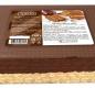 Вафельные коржи для торта двухцветные квадрат 140г 1/20